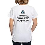 Forgiveness Knows Women's V-Neck T-Shirt