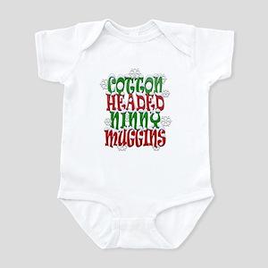 COTTON HEADED NINNY MUGGINS Infant Bodysuit