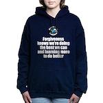 Forgiveness Knows Women's Hooded Sweatshirt