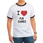 I heart pub games Ringer T