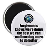 Forgiveness Knows Magnet