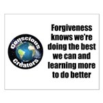 Forgiveness Knows Small Poster