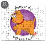Mutts Do It Puzzle