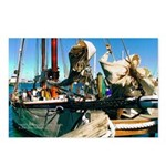 Key West Ship Photo Postcards (Package of 8)