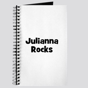 Julianna Rocks Journal