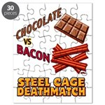 Chocolate VS Bacon Puzzle
