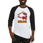 Chocolate VS Bacon Baseball Jersey