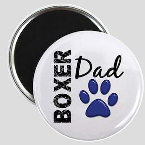 Boxer Dad 2 Magnet