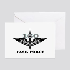 Task Force 160 (1) Greeting Cards (Pk of 10)