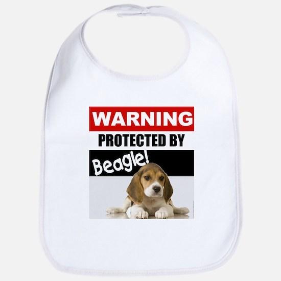 Protected by Beagle Bib