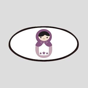 Matryoshka - Purple Patches