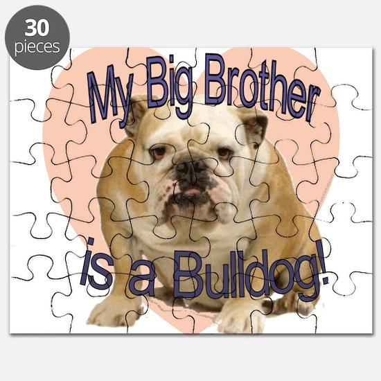 Bulldog Brother Puzzle