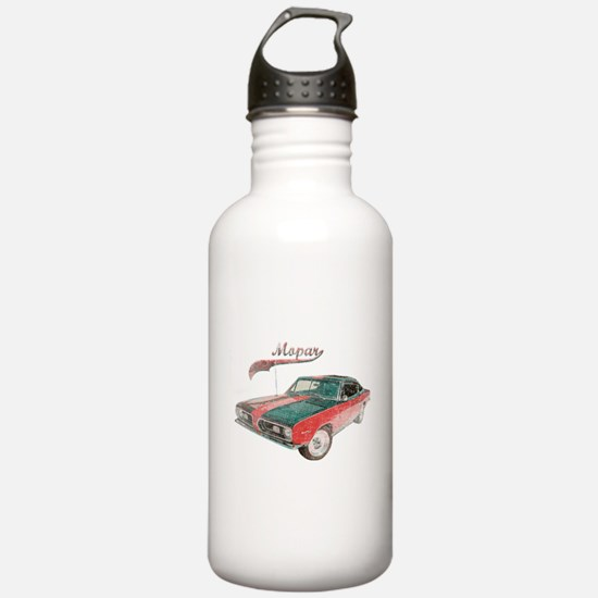 I still play with cars Water Bottle
