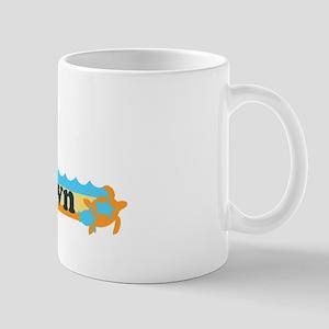 Provincetown MA - Beach Design. Mug