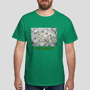 Got Gelt? Jewish Dark T-Shirt