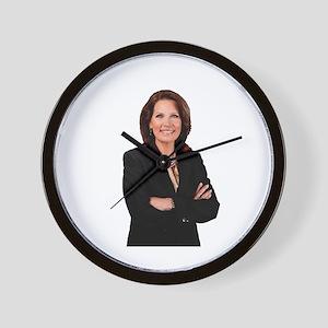 Michele Bachmann Wall Clock