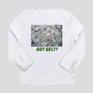 Got Gelt? Jewish Long Sleeve Infant T-Shirt