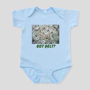 Got Gelt? Jewish Infant Bodysuit