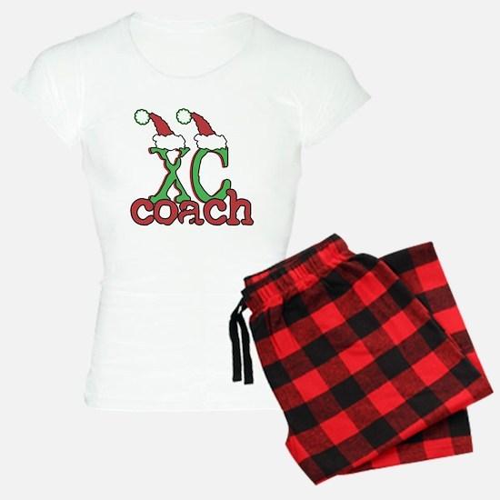 XC Xmas Cross Country Coach Pajamas