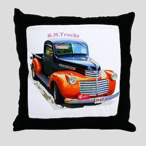 1948 G.M.C.Pickup Throw Pillow