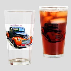 1948 G.M.C.Pickup Drinking Glass