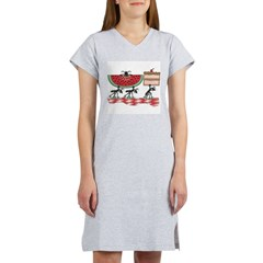Funny Picnic Women's Nightshirt