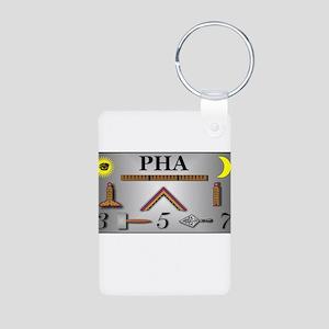 PHA Working Tools Aluminum Photo Keychain