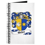 Weber Coat of Arms Journal