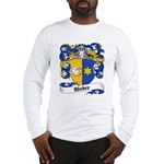 Weber Coat of Arms Long Sleeve T-Shirt