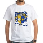 Weber Coat of Arms White T-Shirt