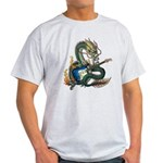 DragonGuitar(S) Light T-Shirt