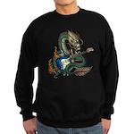 DragonGuitar(S) Sweatshirt (dark)