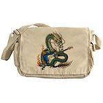 DragonGuitar(S) Messenger Bag