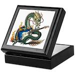 DragonGuitar(S) Keepsake Box
