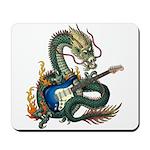 DragonGuitar(S) Mousepad