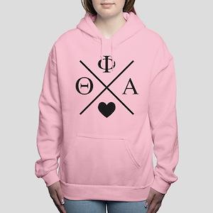 Theta Phi Alpha Women's Hooded Sweatshirt