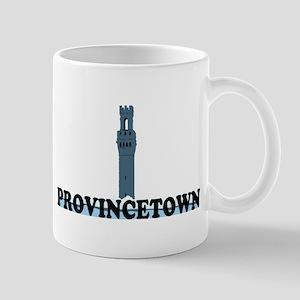 Provincetown MA - Lighthouse Design. Mug