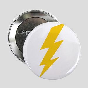 "Yellow Thunderbolt 2.25"" Button"