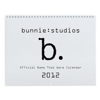 2013 Official Name That Ware Calendar