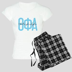 Theta Phi Alpha Women's Light Pajamas