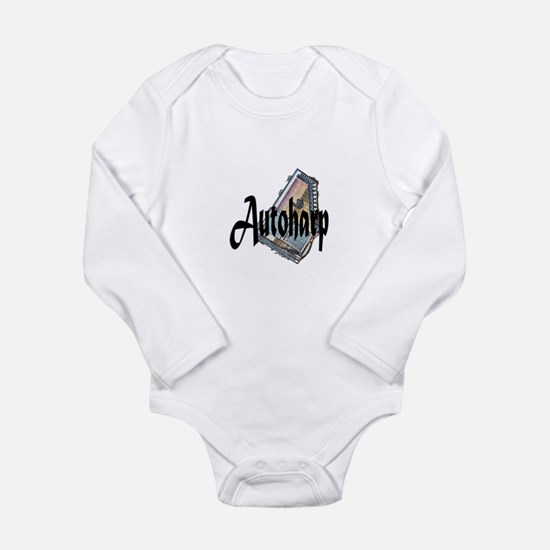 Autoharp Long Sleeve Infant Bodysuit