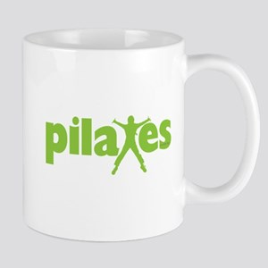 Green Ink Pilates Mug
