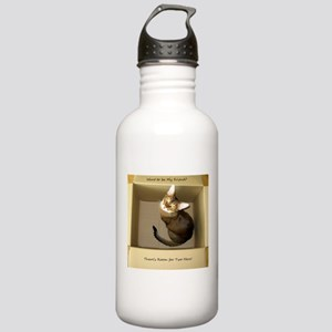 Room for Two Stainless Water Bottle 1.0L