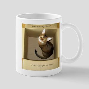 Room For Two Mug