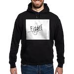 Fiddle Hoodie (dark)