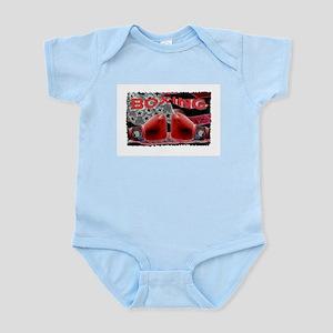 boxing Infant Bodysuit