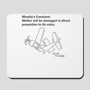 Murphy's Constant Mousepad