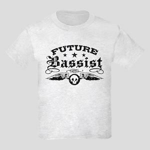 Future Bassist Kids Light T-Shirt