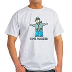 Time Hoodie Light T-Shirt