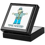 Time Hoodie Keepsake Box